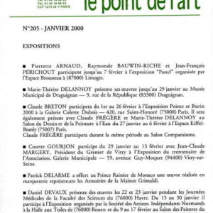 Art PTT Paris - 2000