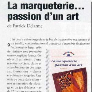 Mensuel l'atelier bois - 1998