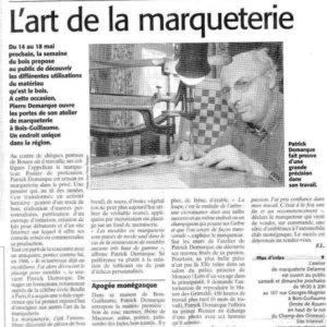 Presse régionale Haute-Normandie - 2006