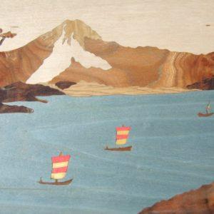 KIT PAPIER - Jonques sur le Yang Tse