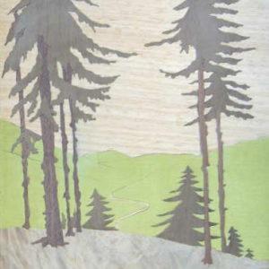 KIT PAPIER - La vallée des sapins