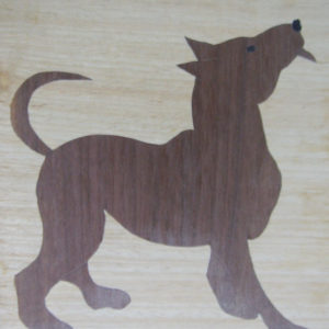 KIT PAPIER - Le chien