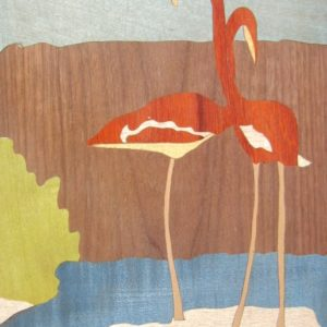 KIT PAPIER - Les flamands roses