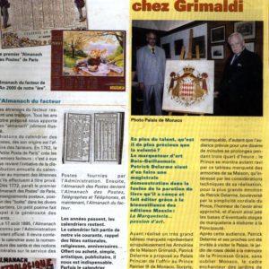 armoiries Grimaldi 1999