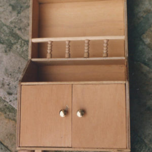 meuble miniature