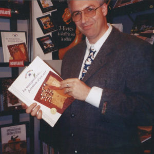 salon du livre Paris 1998